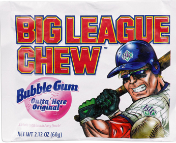 Big League Chew Quality Perks