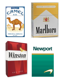 cigarette montage
