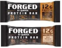 forged protein bar