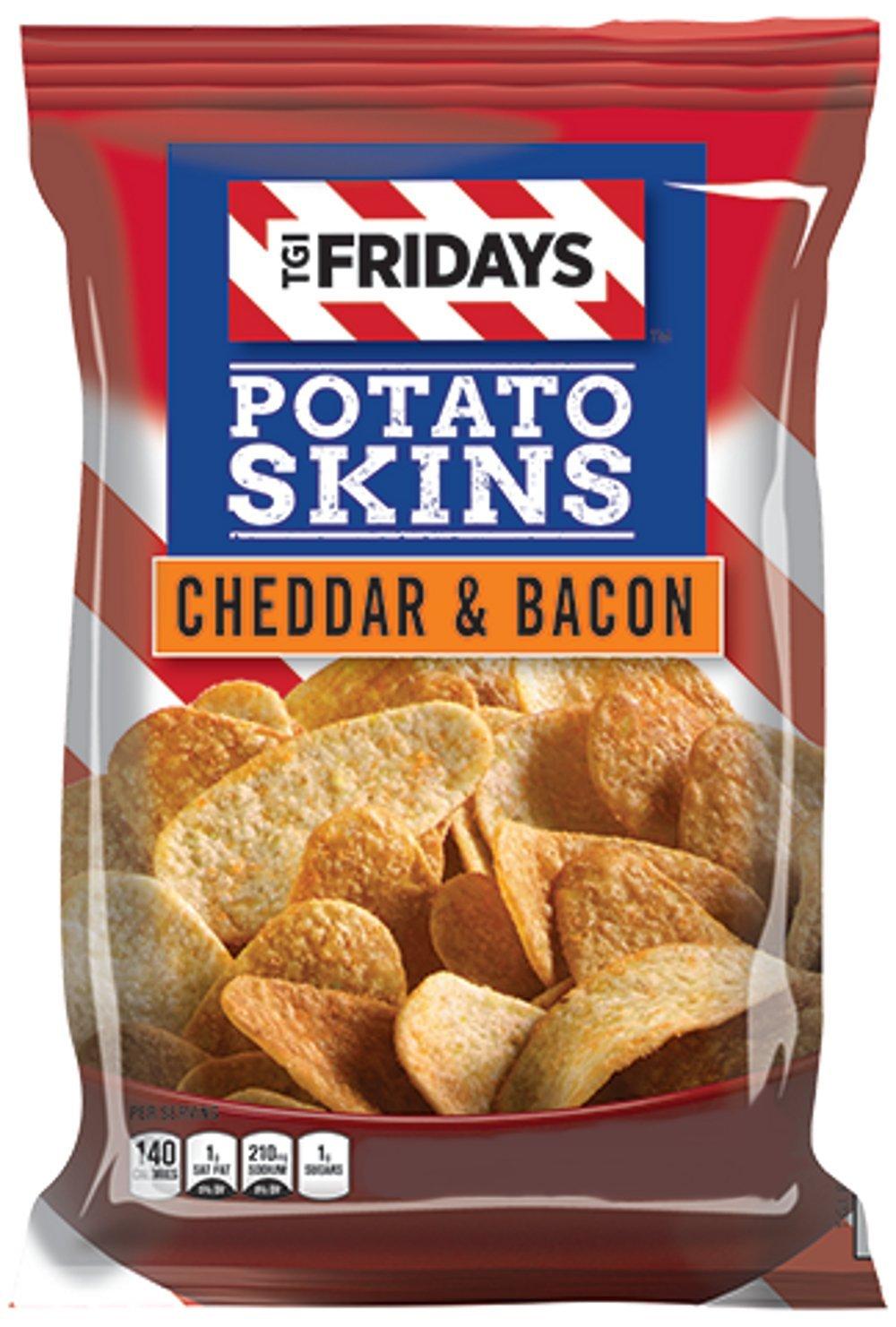 TGI Fridays Potato Skins Perks